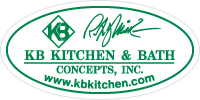 KB Kitchen & Bath Quality Sticker